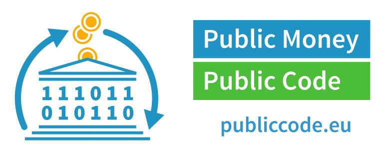Public Money Public Code - publiccode.eu