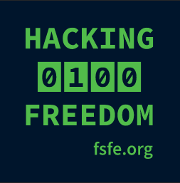 Overview of the FSFE's diverse promotion material