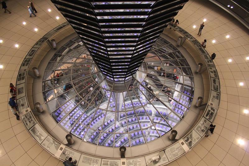 Bundestag Dom